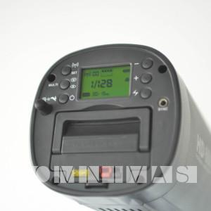 HD-600 操作パネル
