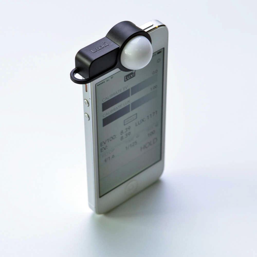 人気に火がつくか?微妙なところ!iPhone5/5sを露出計にしちゃう「Luxi」のアプリを解説